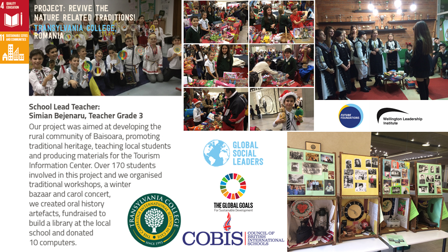 ANNOUNCING THE WINNERS OF THE COBIS GSL STUDENT COMPETITION – Global