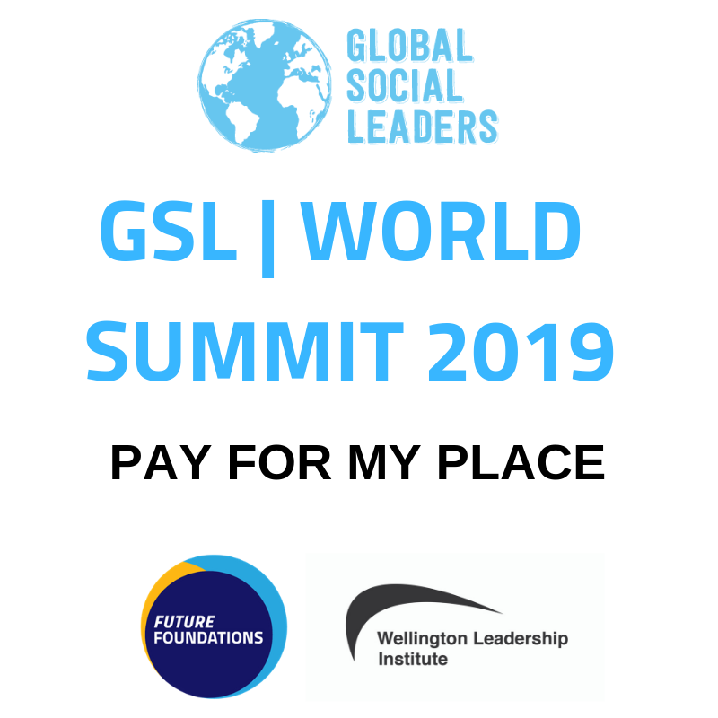 GSL World Summit 2019 Participants
